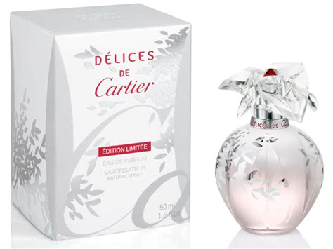 delices de cartier edition limitee 2010 cartier perfume