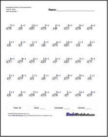 division remainder worksheet kelpies
