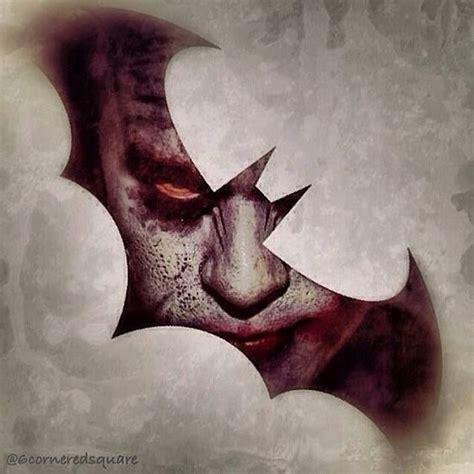 tattoo batman face awesome batman tattoo idea tattoos pinterest bats