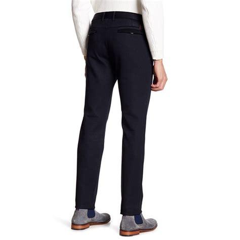 michael comfort michael comfort fit dress pant black 40wx32l t r
