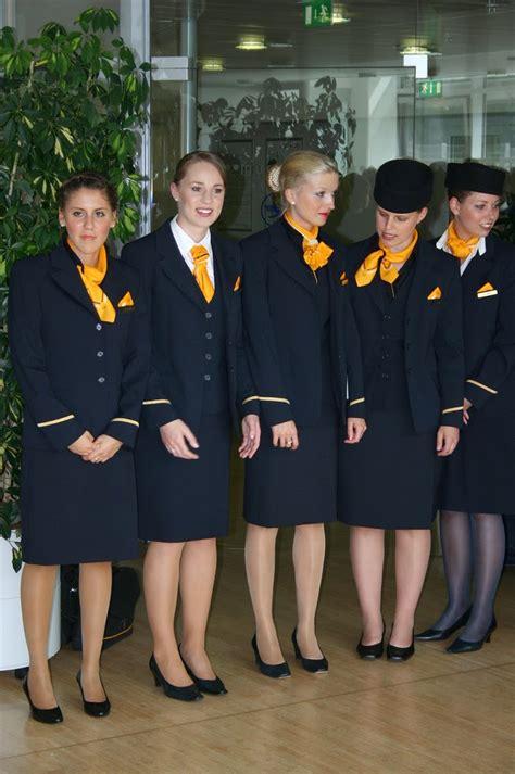 Cabin Crew Lufthansa by Beautiful Lufthansa Flight Attendants World Stewardess Crews