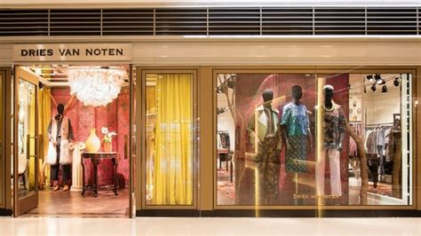 Dries Noten Store by Dries Noten Clothing Store In Hong Kong Shopsinhk