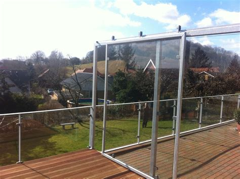 terrasse überdacht glas terrasse t n 248 rregaard