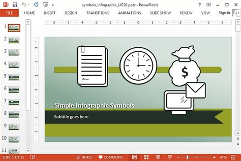 Animated Time Powerpoint Templates Animated Ppt Templates Free 2015