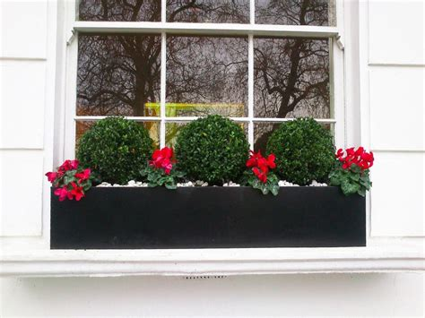 Metal Window Planter by Window Box Company Window Boxes Metal Window