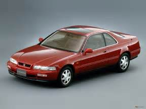 Honda Acura Coupe Honda Legend Coupe Ka8 1991 96 Wallpapers 1600x1200