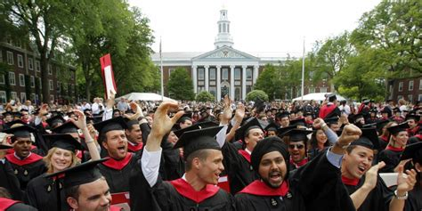 League Business Schools Mba by The Top Trait Harvard Business School Looks For Business