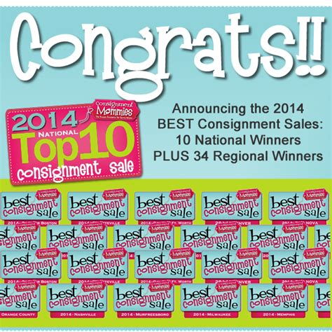 doodle bugs consignment 2014 best consignment sale winners consignment mommies