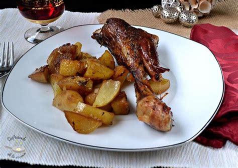 recetas de cocina cordero al horno pierna de cordero al horno con patatas recetas f 225 ciles