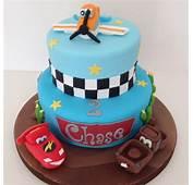 Planes &amp Cars Birthday Cake