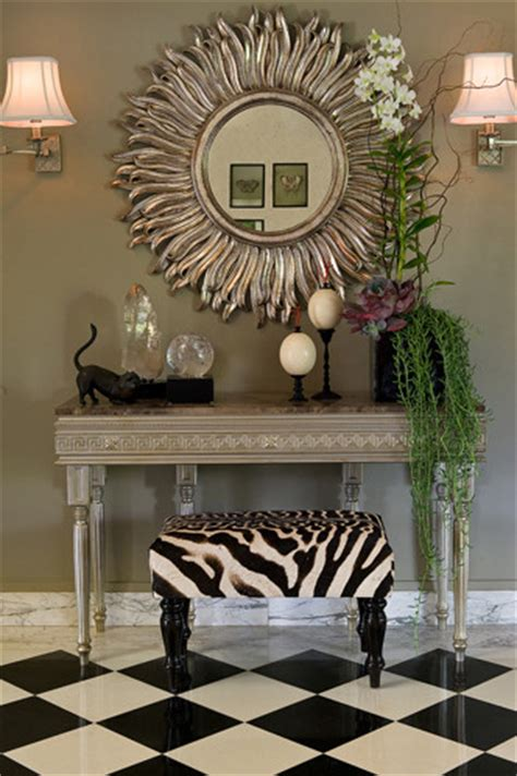 Ordinary Rugs For Small Rooms #10: Eclectic-entry.jpg