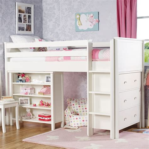 shop islander mid sleeper bed frame with the