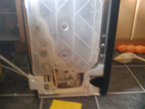 bosch exxcel dishwasher displays e 15 check water i ve