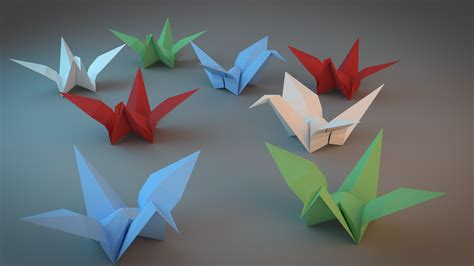 Origami Wallpaper - origami free wallpaper wallpaper high definition high