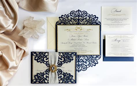 Handcrafted Invitations - handmade wedding invitations wedding