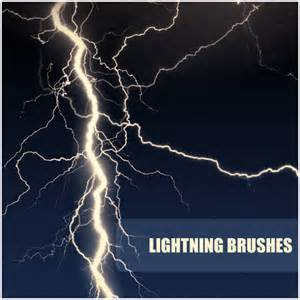 Lightning Bolt Brush Photoshop 10 Useful Lightning Brushes For Photoshop