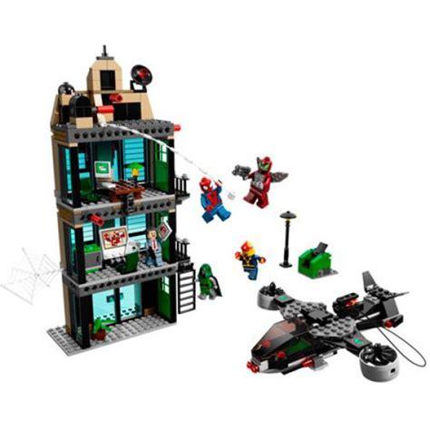 marvel heroes gioco da tavolo lego heroes spider resa dei conti al daily