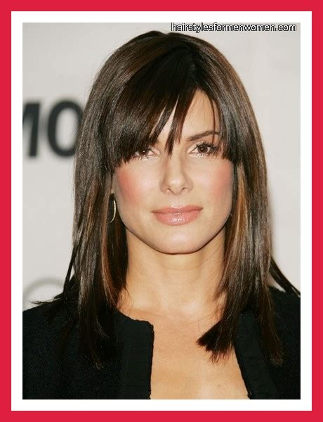 40 year old womans haircut hairstyles for 40 year olds hairstyles with bangs for 40