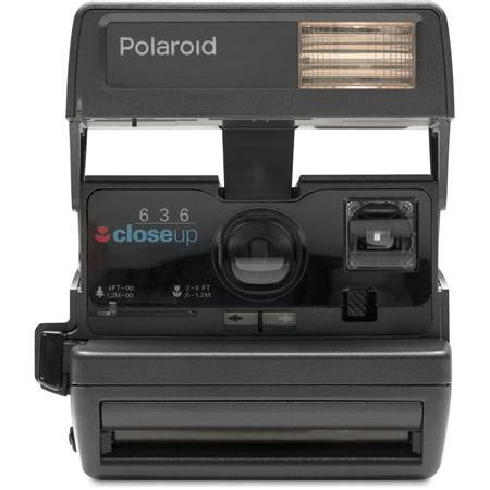 polaroid originals 600 onestep close up instant film camera