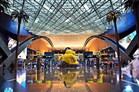 Cool Intl hamad international world s coolest airport huffington