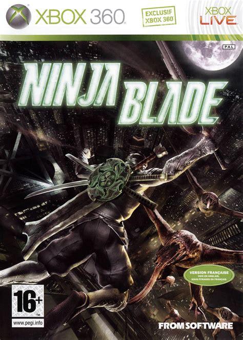 oluce lade blade sur xbox 360 jeuxvideo