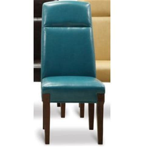 Teal Parsons Chair by Teal Parsons Chair Turquoise Home Accents