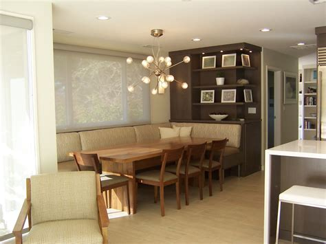 dining room with banquette seating dining banquette dining room contemporary with banquette
