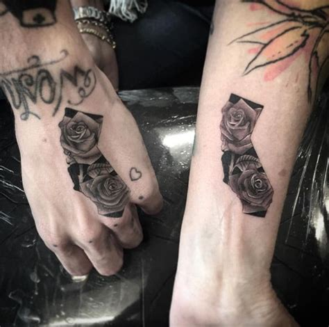 cali tattoos best 25 cali ideas on palm tree