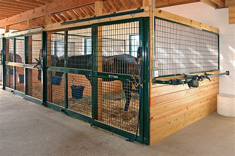 how to stall stalls free standing stall kits