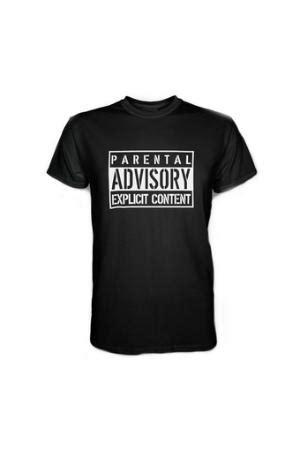Deco Ind Blur T Shirt Pria Black parental advisory t shirt custom content