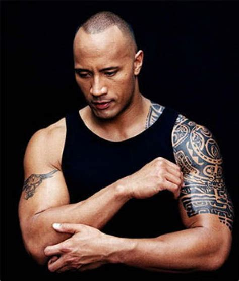 dwayne johnson buffalo tattoo mark wahlberg famous tattoos artist inofashionstyle com