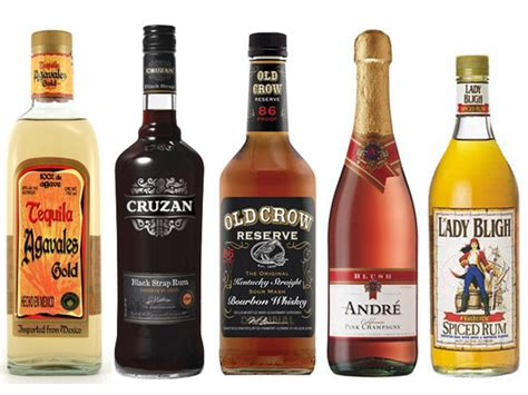 Top Shelf Drinks List by The Top Of The Bottom Shelf Best Cheap Booze 2011