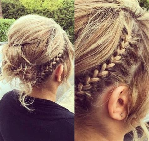 braidstyles for people with thin hair 60 updos for thin hair that score maximum style point