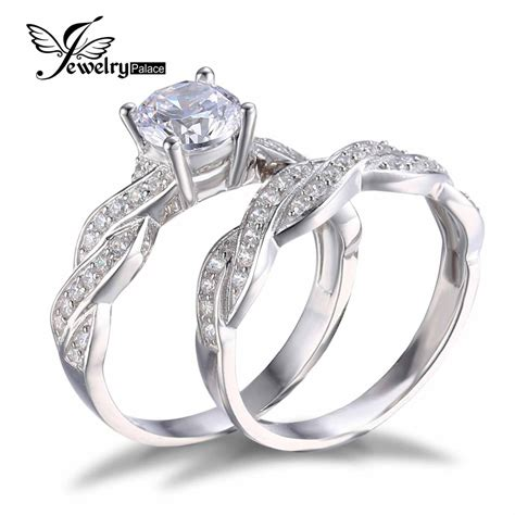 aliexpress buy jewelrypalace 1 5ct infinity cubic
