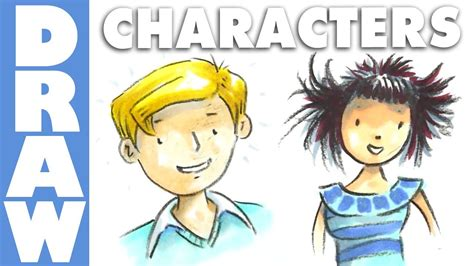 book characters how to design children s book characters