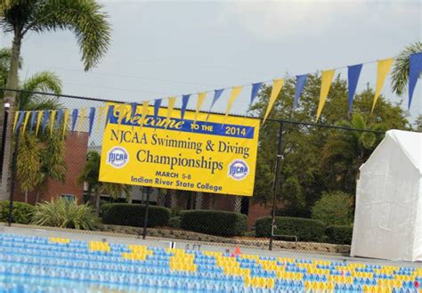Indian River Records Indian River Sets 2 Njcaa Records On 1