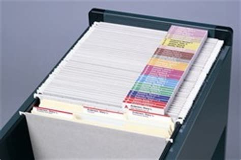 New Smead Viewables 174 4 0 Color Labeling System Makes Finding Files Faster Smead Viewables Template