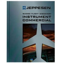 Jeppesen Gfd Instrument Commercial Textbook From