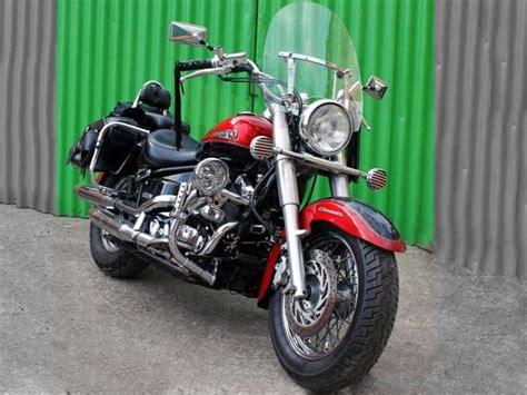 Motorrad Reimport Yamaha by Yamaha Dragstar Xvs 650 A V Star Xvs650 Rear Crash Bars
