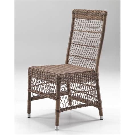 sedia rattan sedia da giardino rattan sintetico etnico outlet mobili