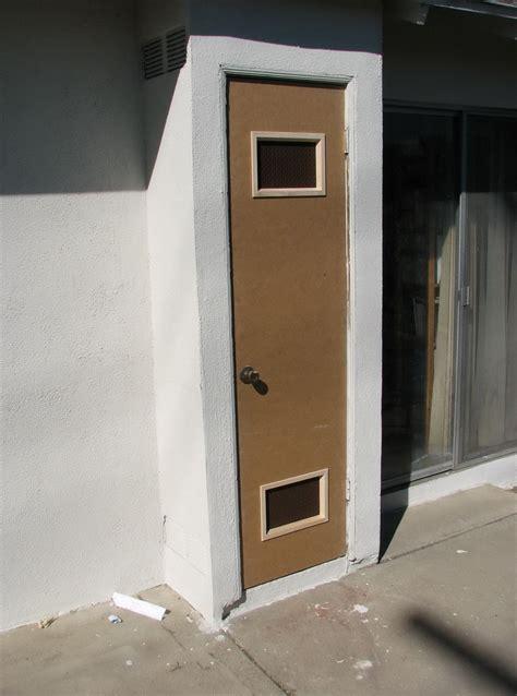 Water Heater Closet Door with Heater Door Water Heater Closet Door Home Depot