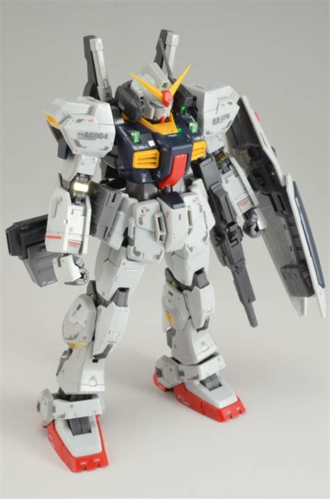 Rg 1 144 Gundam Mk Ii A E U G review rx 178 gundam mk ii a e u g rg 1 144 scale ocealos