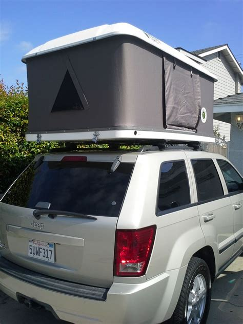 jeep grand cherokee roof top tent 9 best roof top tents jeep cherokee images on pinterest