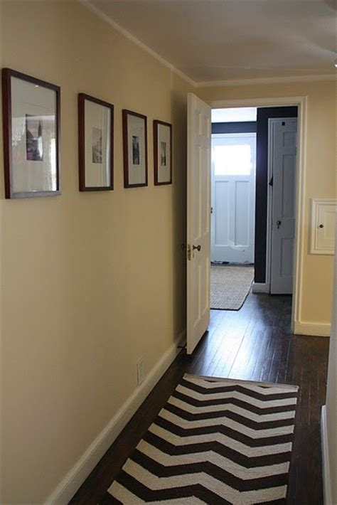 behr paint color collectible west elm zigzag runner transitional entrance foyer