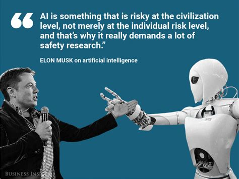 elon musk ai quotes 12 of the smartest things elon musk has said about the