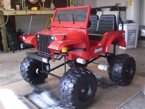 Modified Power Wheels 12 Quot Lift Frame Jeep Pics