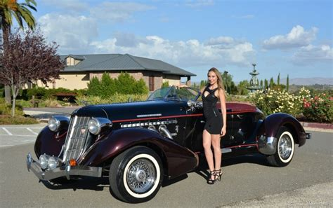 1934 auburn speedster boat tail kit car dusty cars - Old Boat Tail Cars