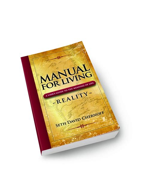A Manual For Living manual for living reality spiritual growth how to be