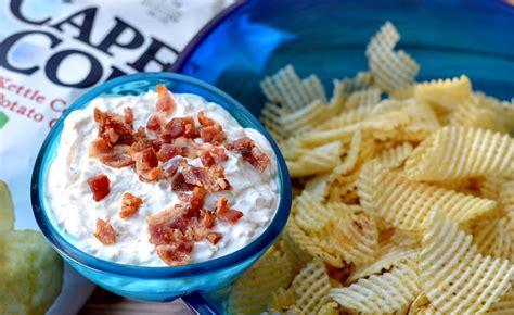 homemade potato chip dip recipe