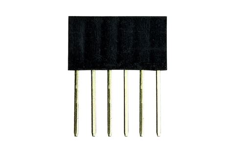 Arduino Stackable Header Shield 4p 4 Pin 254mm 3 2 54mm 0 1 quot 6 pin wire wrap header arduino stackable